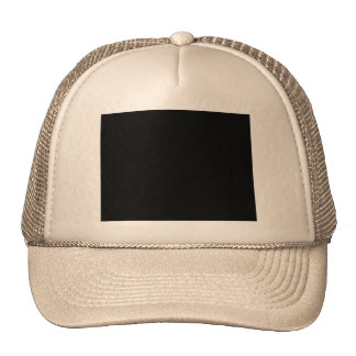 Keep Calm and focus on Road Workers Mesh Hat