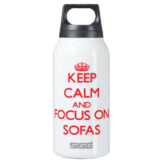Keep Calm and focus on Sofas SIGG Thermo 0.3L Insulated Bottle