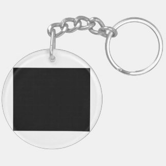 Keep Calm and focus on Startling Double-Sided Round Acrylic Keychain