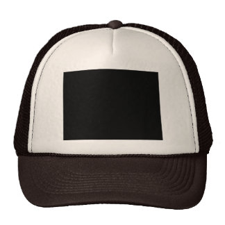 Keep Calm and focus on Subways Mesh Hat
