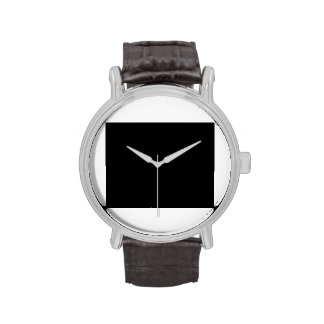 Keep Calm and focus on Superstitious Wrist Watch