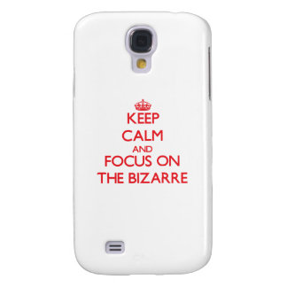 Keep Calm and focus on The Bizarre Samsung Galaxy S4 Covers