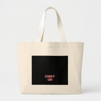 Keep Calm and focus on Vocations Canvas Bag