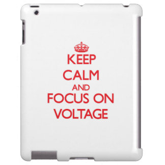 Keep Calm and focus on Voltage