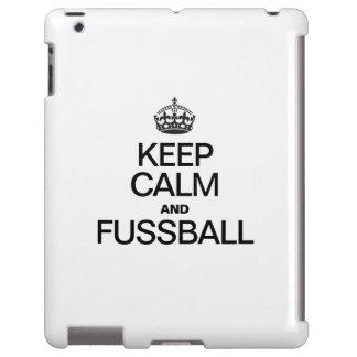 KEEP CALM AND FUSSBALL