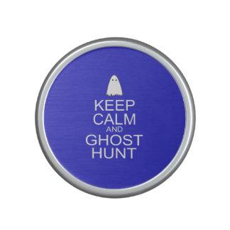 Keep Calm and Ghost Hunt (Parody) Speaker