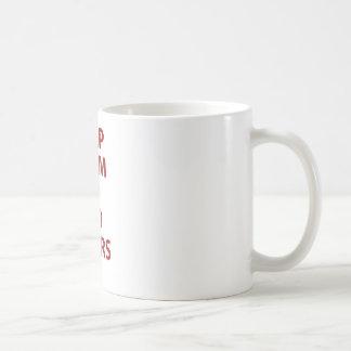 Keep Calm and Go Bears Coffee Mug