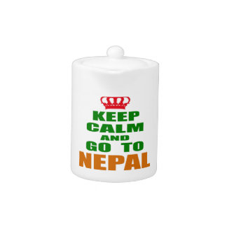 Keep calm and go to Nepal
