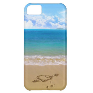 keep calm and go to the beach iPhone 5C cover