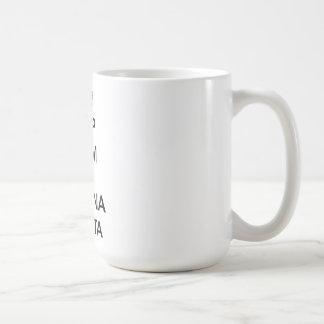 Keep Calm and Hakuna Matata Coffee Mug