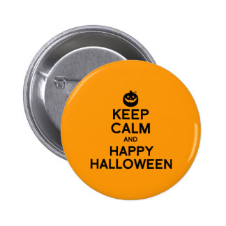 KEEP CALM AND HAPPY HALLOWEEN -.png Pins