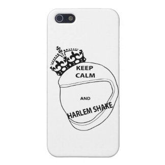 Keep Calm and Harlem Shake Case For iPhone SE/5/5s
