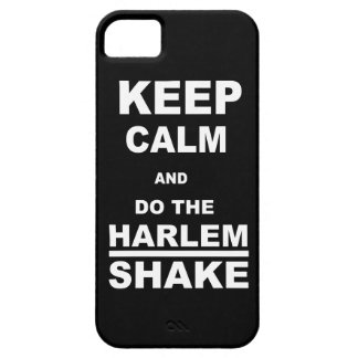 KEEP CALM AND HARLEM SHAKE iPhone SE/5/5s CASE
