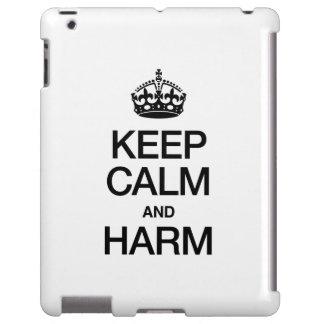 KEEP CALM AND HARM