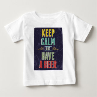 Keep Calm And Have A Beer T Shirt