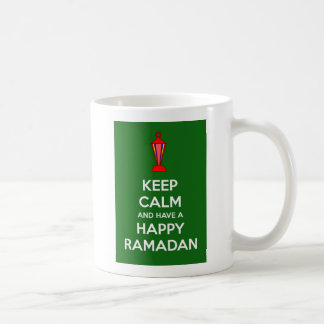 Keep calm and have a Happy Ramadan Coffee Mug