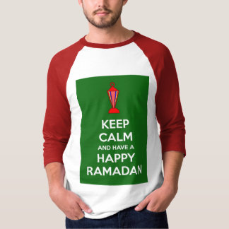 Keep calm and have a Ramadan T-Shirt