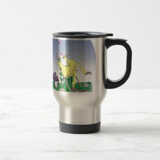 keep calm and have a snooze, tony fernandes travel mug