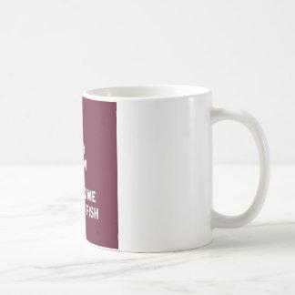 Keep calm and have some Gefilte Fish Coffee Mug