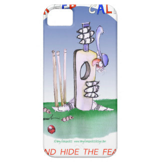 keep calm and hide the fear, tony fernandes iPhone SE/5/5s case