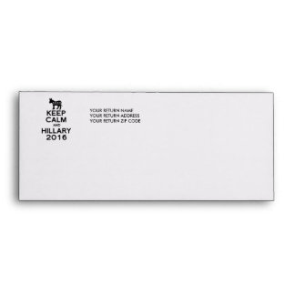 KEEP CALM AND HILLARY 2016 -.png Envelope