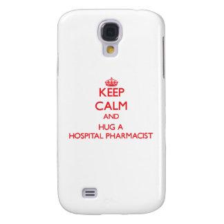 Keep Calm and Hug a Hospital Pharmacist HTC Vivid Cover