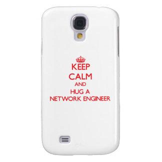 Keep Calm and Hug a Network Engineer HTC Vivid Cover