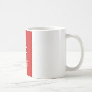 Keep Calm and Hug a Pit Bull Classic White Coffee Mug