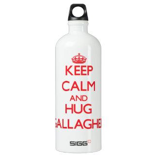 Keep calm and Hug Gallagher SIGG Traveler 1.0L Water Bottle