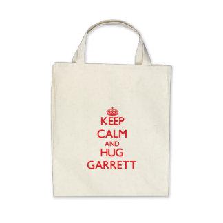 Keep calm and Hug Garrett Bags