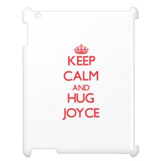 Keep calm and Hug Joyce Case For The iPad 2 3 4