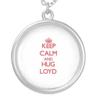 Keep Calm and HUG Loyd Jewelry