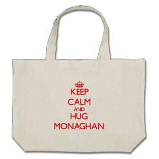 Keep calm and Hug Monaghan Bag