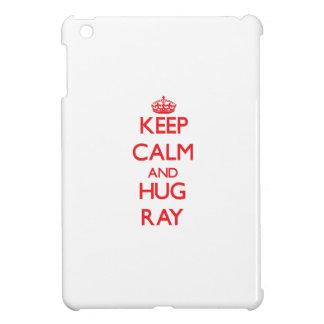 Keep calm and Hug Ray Case For The iPad Mini