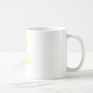 Keep Calm and Hunt Squatch Coffee Mug