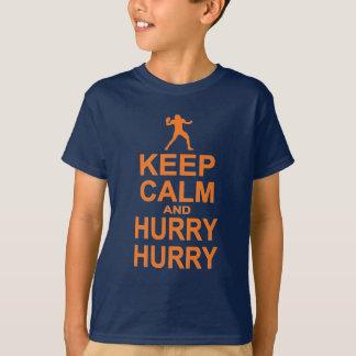 Keep calm and hurry hurry T-Shirt