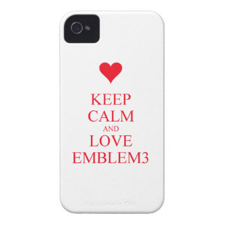 Keep Calm and.... iPhone 4 Case