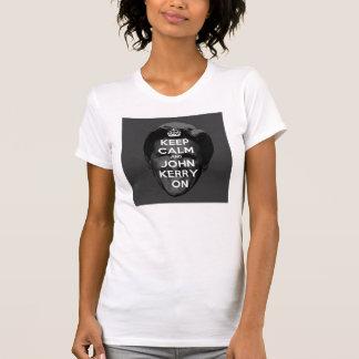 Keep Calm and John Kerry On T Shirt