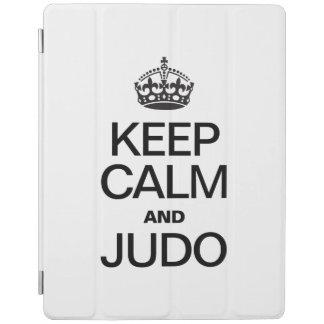 KEEP CALM AND JUDO iPad COVER