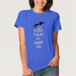 Keep Calm and Jump On Horse