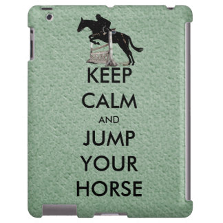 Keep Calm and Jump Your Horse