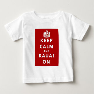 Keep Calm and Kauai On T-shirts