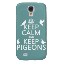 Case-Mate Barely There Samsung Galaxy S4 Case with Keep Calm and Keep Pigeons design