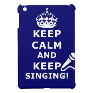 KEEP CALM AND KEEP SINGING!