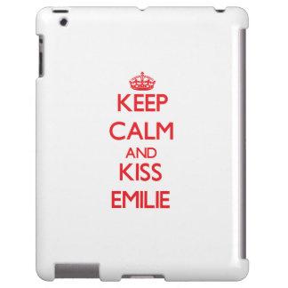 Keep Calm and kiss Emilie