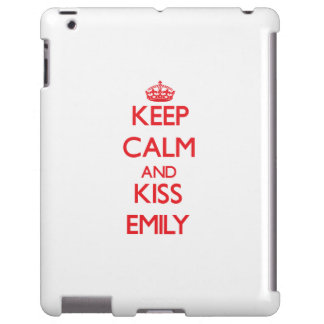 Keep Calm and Kiss Emily
