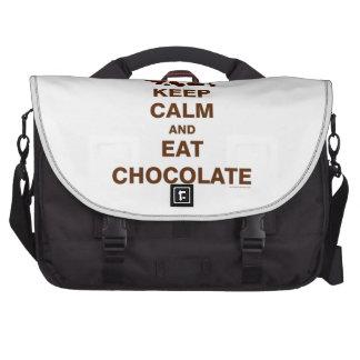 Keep Calm and Laptop Computer Bag
