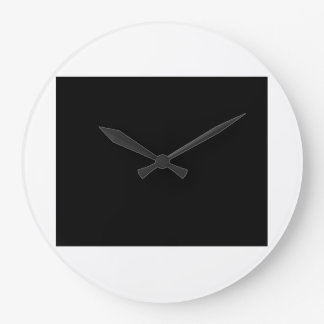 Keep Calm and Listen to a Poll Taker Wall Clock