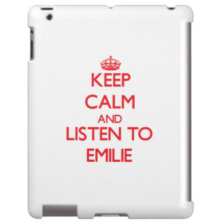 Keep Calm and listen to Emilie
