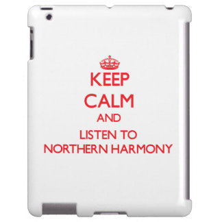 Keep calm and listen to NORTHERN HARMONY